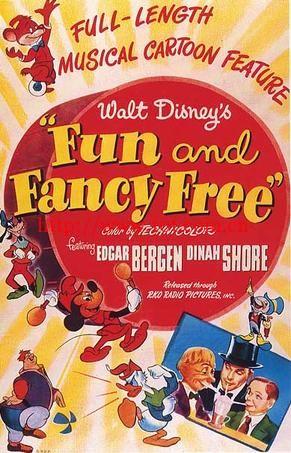 米奇与魔豆 Fun & Fancy Free (1947)