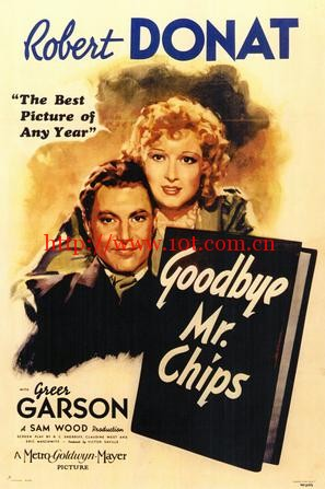 万世师表 Goodbye, Mr. Chips (1939)