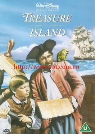 金银岛 Treasure Island (1950)