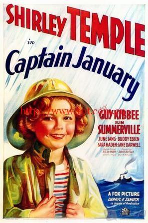 小船长 Captain January (1936)