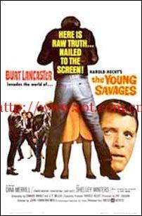 青年莽汉 The Young Savages (1961)