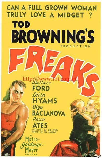 畸形人 Freaks (1932)