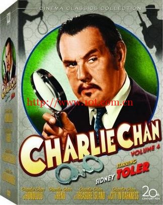 陈查理在雷诺 Charlie Chan in Reno (1939)