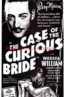 惊异婚礼 The Case of the Curious Bride (1935)