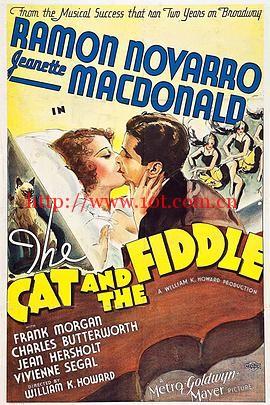 猫和提琴 The Cat and the Fiddle (1934)