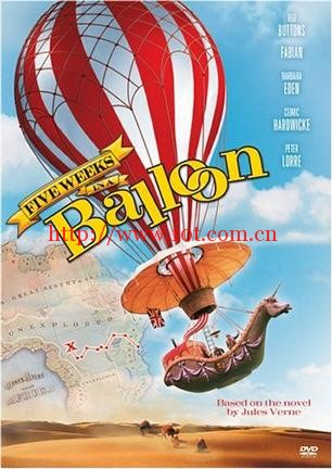 气球上的五星期 Five Weeks in a Balloon (1962)