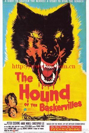 巴斯克维尔猎犬 The Hound of the Baskervilles (1959)