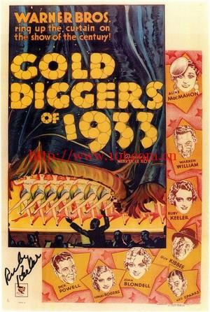 1933年淘金女郎 Gold Diggers of 1933 (1933)
