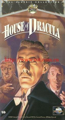 德莱库拉的房子 House of Dracula (1945)
