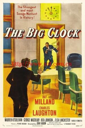 大钟 The Big Clock (1948)