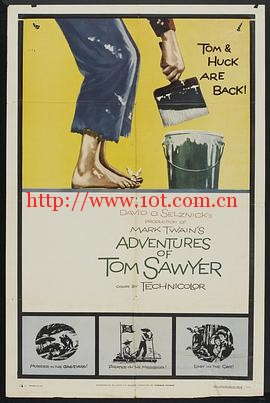 汤姆历险记 The Adventures of Tom Sawyer (1938)