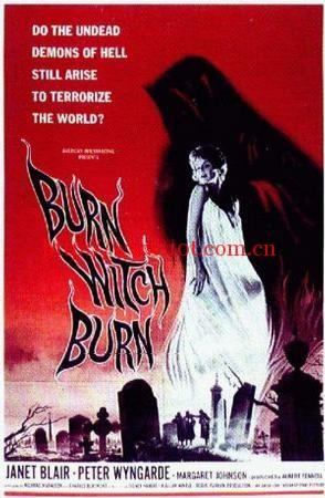 Burn,Witch,Burn! Burn,Witch,Burn! (1962)