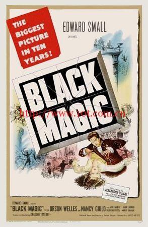 黑魔王 Black Magic (1949)