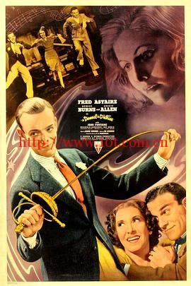少女落难 A Damsel in Distress (1937)