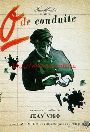 操行零分 Zéro de conduite: Jeunes diables au collège (1933)
