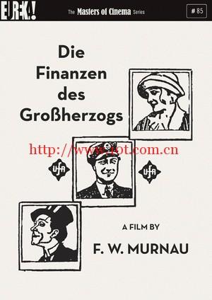 公爵的钱财 Die Finanzen des Groherzogs (1924)