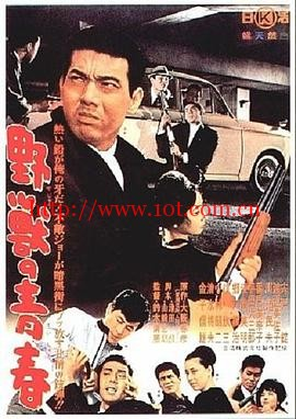 野兽的青春 野獣の青春 (1963)