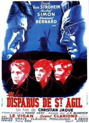 Disparus de Saint-Agil, Les Disparus de Saint-Agil, Les (1938)