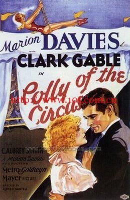 马戏之花 Polly of the Circus (1932)