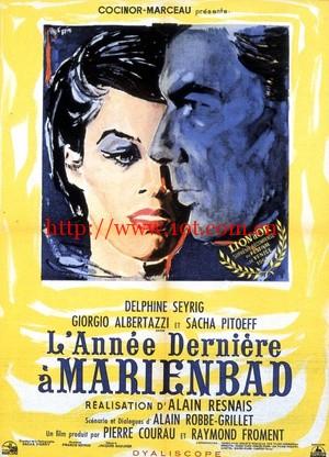 去年在马里昂巴德 L'année dernière à Marienbad (1961)