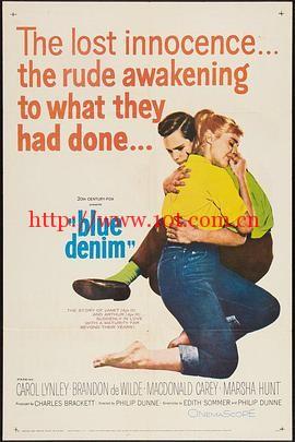 春雾 Blue Denim (1959)