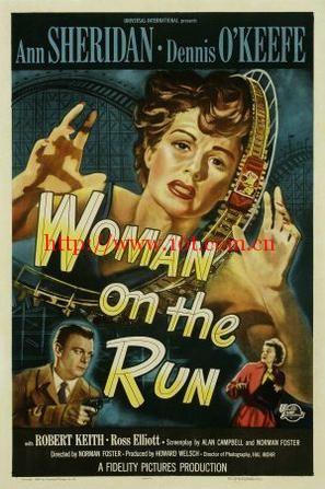 追踪天涯 Woman on the Run (1950)