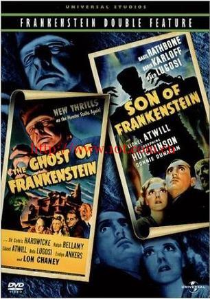 科学怪人之子 Son of Frankenstein (1939)