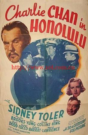 陈查理在檀香山 Charlie Chan in Honolulu (1938)