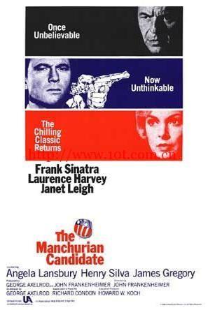 满洲候选人 The Manchurian Candidate (1962)