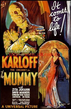 木乃伊 The Mummy (1932)