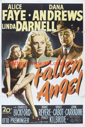 堕落天使 Fallen Angel (1945)