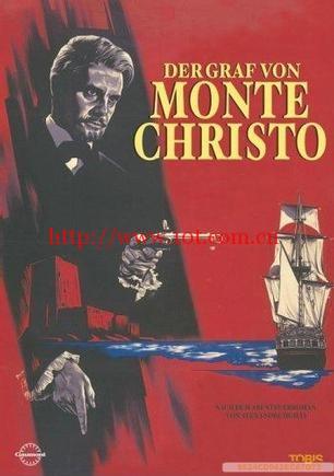 基督山恩仇记 Le Comte de Monte Cristo (1961)