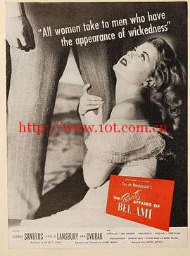 The Private Affairs of Bel Ami The Private Affairs of Bel Ami (1947)