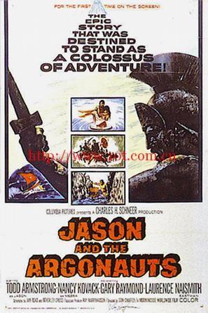 杰逊王子战群妖 Jason and the Argonauts (1963)