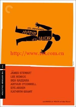 桃色血案 Anatomy of a Murder (1959)