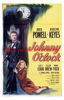 三更天 Johnny O'Clock (1947)