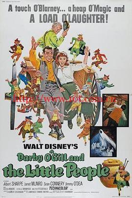 梦游小人国 Darby O'Gill and the Little People (1959)