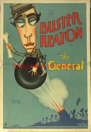 将军号 The General (1926)