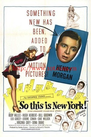 So This Is New York So This Is New York (1948)