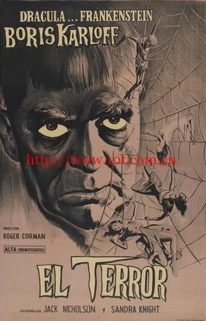 恐怖古堡 The Terror (1963)