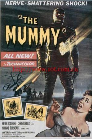 永眠的诅咒 The Mummy (1959)