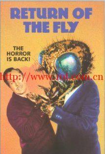 变蝇人回归 Return of the Fly (1959)