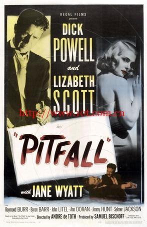 诱惑 Pitfall (1948)