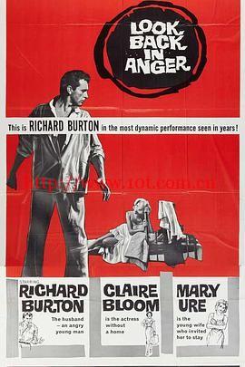 少妇怨 Look Back in Anger (1959)