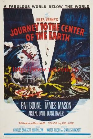 地心游记 Journey to the Center of the Earth (1959)