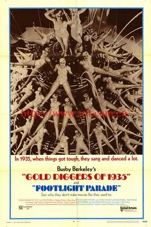 1935年淘金女郎 Gold Diggers of 1935 (1935)
