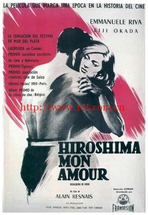 广岛之恋 Hiroshima mon amour (1959)