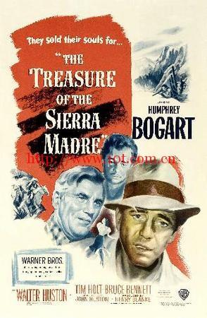碧血金沙 The Treasure of the Sierra Madre (1948)