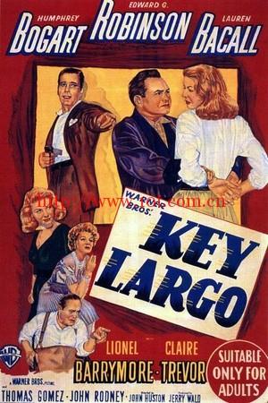 盖世枭雄 Key Largo (1948)