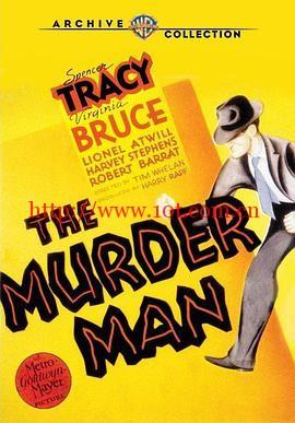 谁是真凶 The Murder Man (1935)